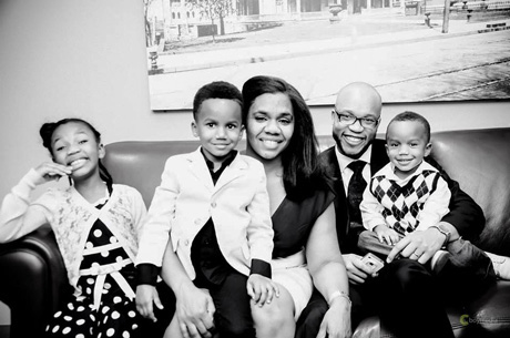 Photo #1 of Pastor Damian Chandler and Family